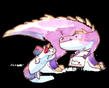 referencement-dinosaure-licorne