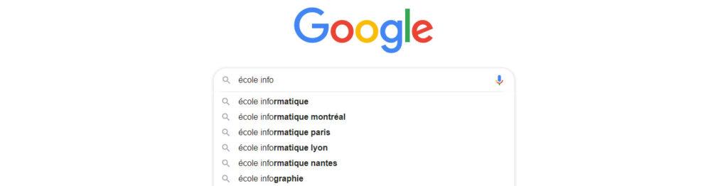 comment trouver mots clé google